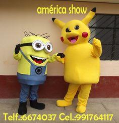 Fiestas infantiles en La Molina - Lima - Servicios infantiles 991764117 - Fiestas / Animación - Lima