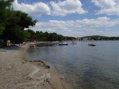 Hrvatska,Dalmacija 2015,Pirovac - Plaža Lolić