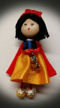 Buttons blancanieves