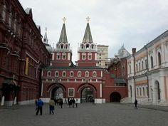 Praça Vermelha ( Moscou )