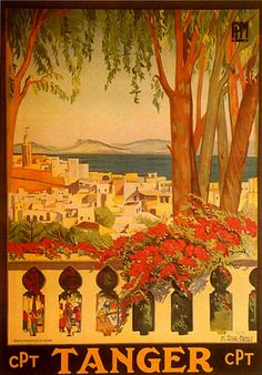 Tangier, Morocco - Maroc Désert Expérience tours http://www.marocdesertexperience.com