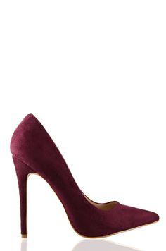 Lola Shoetique - Celine - Wine, $31.99 (http://www.lolashoetique.com/celine-wine/)