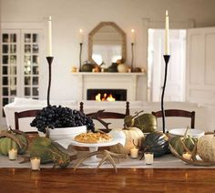 black decor accessories and halloween decorations
