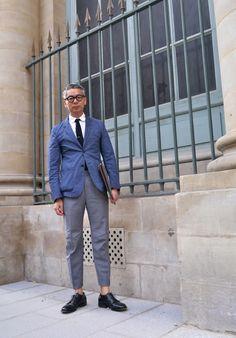 Takahiro Kinoshita style Paris Modern Ivy