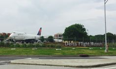 Delta Moves Boeing 747-400 To New Retirement Home