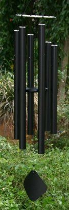 THE most amazing wind chimes.. deep, church bell sounds.