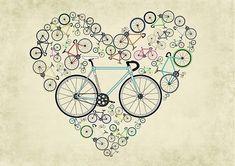 bike heart