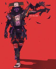 Game Character Design, Character Design Inspiration, Character Concept, Character Art, Cyberpunk Character, Cyberpunk Art, Video Game Characters, Anime Characters, Urban Samurai