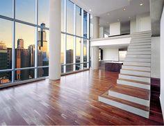 Skybridge Chicago Penthouse | Perkins + Will