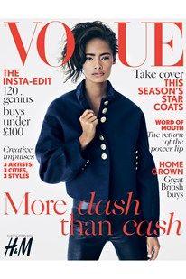 Watch Malaika Make Her Vogue Cover Debut