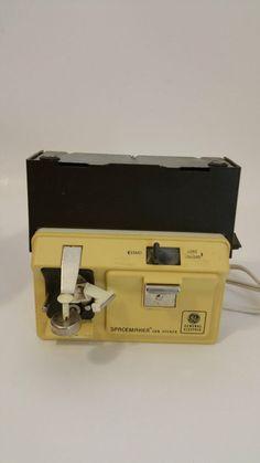 GE General Electric Under Cabinet Spacemaker CAN OPENER D2EC60 W/ Mount  (EC60) #
