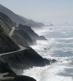 Monterey... soo pretty. Was lucky enough to live there and I have so many memories of it<3