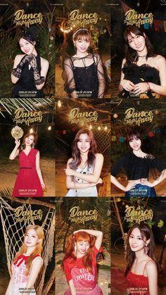 Twice Dance The Night Away Nayeon, K Pop, Kpop Girl Groups, Korean Girl Groups, Kpop Girls, Bts And Twice, Twice Once, Twice Group, Twice Album