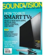 FREE One Year Subscription to Sound & Vision Magazine