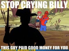 The Best of 1960s Spider-Man Meme Part 2