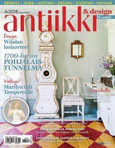Antiikki & Design 6/2018. Photo Linus Lindholm