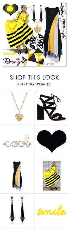"""""""Smile#Girl"""" by bamra ❤ liked on Polyvore featuring Umbra, Chanel, Brika and vintage"""