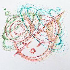 """""""Sose halunk meg vagy inkább csak ritkán""""  #vadfruttik #logo #drawing #draw #dotwork #fanart ✌"""