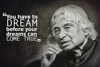 Youth Renaissance Day   On 15 October 1931  a gem was born in india at Rameswaram Tamil Nadu. Today the whole world knows him as the missile man of India. A man of principles who inspired millions not only in india but to the whole world to never back down any challenges and face it with confidence. A man named as Avul Pakir Jainulabdeen Abdul Kalam was a scientist and engineer who served as the President of India from 2002 to 2007. Mr Kalam known for his simplicity and sharp mind  today the…
