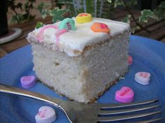 Deliciously Famous WASC: White Almond Sour Cream Cake. To compensate product downsizing: Add 3 oz or app 1/3C flour to each of the new smaller cake mixes to make up for the product's downsizing from 18 to 13 oz.
