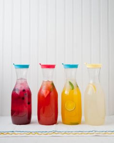 Refreshing Homemade Lemonade Beverages for Parties and Picnics l By Homemade Recipes at http://homemaderecipes.com/cooking-videos/recipes/22-refreshing-homemade-lemonade-recipes
