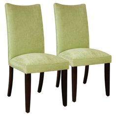 Delicieux I Pinned This Huntington Parsons Chair In Green From The Crisp U0026 Colorful  Event At Joss