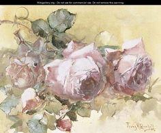 Roses 3 - Franz Bischoff