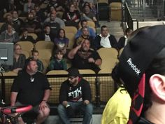 Former WWE Head Coach Bill DeMott is in attendance for tonight's NXT TV tapings from the University of Central Florida.