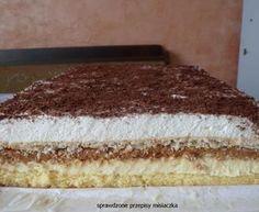 Esmeralda - przepisy z myTaste Polish Recipes, Calzone, Pie Dessert, Bon Appetit, Tiramisu, Baking, Cake, Ethnic Recipes, Desserts