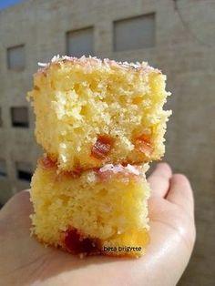 Sponge Cake, Cornbread, Nutella, Pineapple, Deserts, Good Food, Dessert Recipes, Food And Drink, Sugar