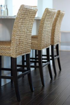 A Guide to Different Types of Barstools and Counter Stools: http://www.homeepiphany.com/a-guide-to-different-types-of-barstools-and-counter-stools/