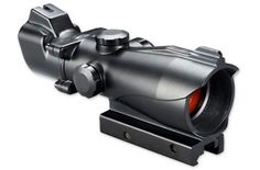 Bushnell AR Optics 2x MP Red Dot Sight w/ Illuminated Red/Green T-dot Reticle, 1in Riser AR730232
