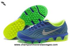 e0b2167c907 2013 Nike Air Max Tailwind 6 Mens Shoes Ocean Blue Silver Pink Running  Shoes