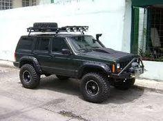 Image result for XJ Cherokee Roof Rack Plataforma