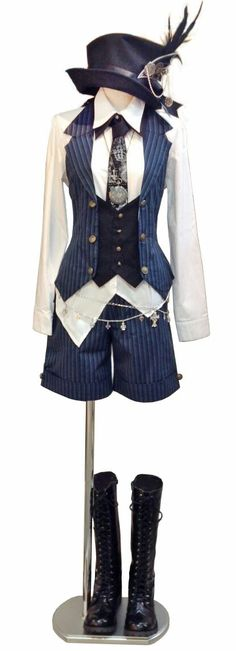 trendy steampunk digs / women's fashion / cosplay / LARP / dystopia inspiration trendy steampunk digs / women's fashion / cosplay / LARP / dystopia inspiration Mode Steampunk, Steampunk Costume, Steampunk Clothing, Gypsy Clothing, Renaissance Clothing, Steampunk Outfits, Historical Clothing, Boutique Clothing, Lolita Fashion
