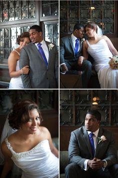 glamorous hyatt wedding downtown philadelphia - photos by top new england wedding photographers Justin and Mary
