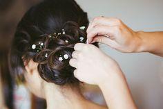 A Summer Wedding in Shades of Peach and Cream | Love My Dress® UK Wedding Blog