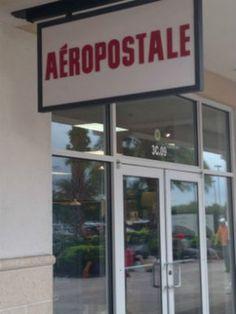 Outlet Orlando Aeropostale