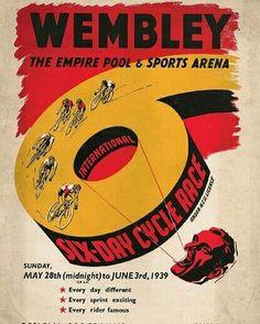 Races in London Bike Poster, Vintage Cycles, Bicycle Race, Cycling Art, Bike Art, Programming, Ralph Lauren, Racing, Classic