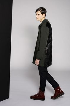 Marni | Fall 2013 Menswear Collection
