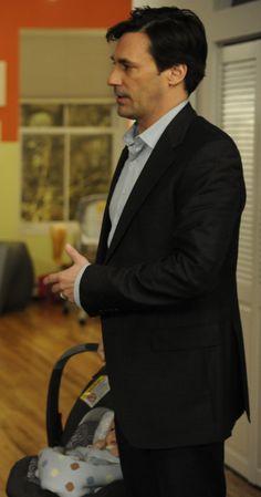 Jon Hamm in 'Friends with Kids' - http://numet.ro/friendswkids