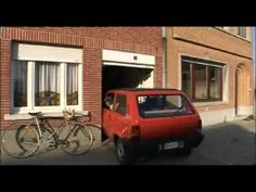 Becoming famous in  Belgium in one day is one thing, becoming a worldwide youtube star is something completely different. But nothing is impossible, this man parks his 1m49 wided car (Fiat Panda)  in a 1m55 wide parking garage.