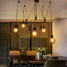 Shed a new light on any room in your home with these awesome light fixtures! Choose from a variety of styles including pendant lights, chandeliers, rustic lighting and many more options! Your room will look instantly bigger with fresh new lighting.