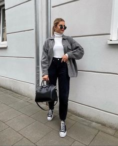 Spring Outfits Women, Fall Winter Outfits, Cute Casual Outfits, Stylish Outfits, Work Fashion, Fashion Outfits, Effortlessly Chic Outfits, Modesty Fashion, Thrift Fashion