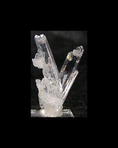 Quartz Crystal Cluster Solution Quartz  Mineral by FenderMinerals,