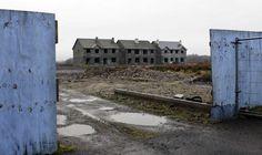 Folgen der #Wirtschaftskrise: 33.000 Wohnungen gibt es laut dem Dubliner Umweltministerium in #Irland Bild: Reuters