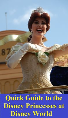 *** A list of places to see and meet the Disney Princesses at Disney World available at http://www.buildabettermousetrip.com/disneyprincesses.php