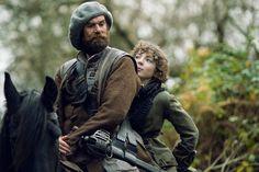 Outlander - Murtagh Fraser and Fergus Fraser