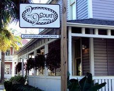 Amelia Island offers a range of unique restaurants to suit every taste. Unique Restaurants, Casual Restaurants, Best Places To Eat, Places To Visit, South Restaurant, Amelia Island Florida, Family Travel, Family Trips, Fernandina Beach