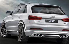 Q3 Audi review - http://autotras.com
